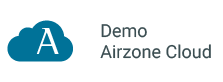 Demo Airzone Cloud